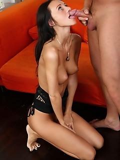Teen having sex