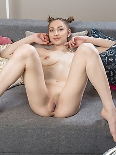 Sexy angel naked