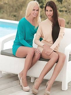 twice the fun blonde lesbians, girlfriends teen model pictures girl softcore pics