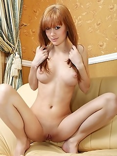 redhead please me this weeks exclusive photo series features the ultra sexy and super gorgeous marlen in please me. Well, needless to say, were sure t