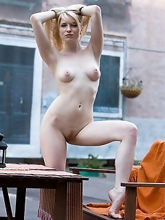 before dinner rosalia is as perfect as any girl comes. Just take a look at these photos. All natural, shapely breasts and body. With just the perfect