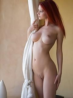 Russian milk redhead erotica