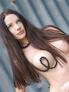 Hottie with big boobs