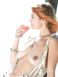 Adult redhead amazing pics of russian girl
