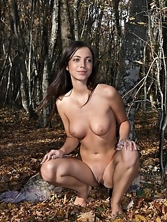natural this weeks exclusive photo set features the very lovely and very natural beauty malvina. When it comes to being natural, malvina finds it easy