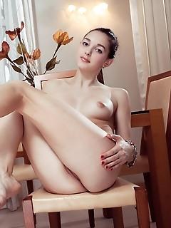 Sweet nude model