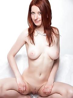Babes redhead glamour free skinny virgins