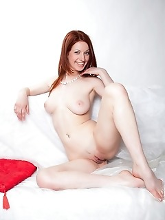 Babes redhead glamour free skinny virgins